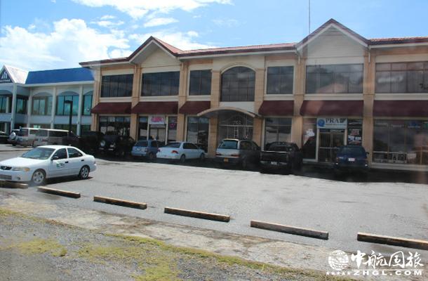 帕劳政府楼