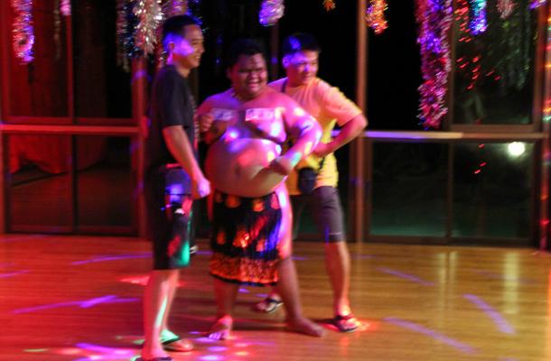 帕劳群岛当地风情游记