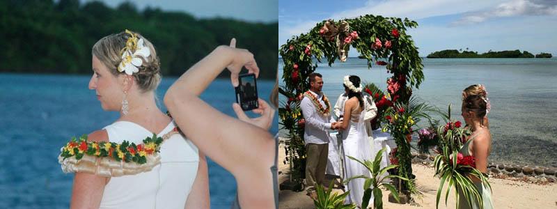 首页 出境游 海岛游 斐济旅游  斐济森林婚礼 mana酒店的玻璃教堂