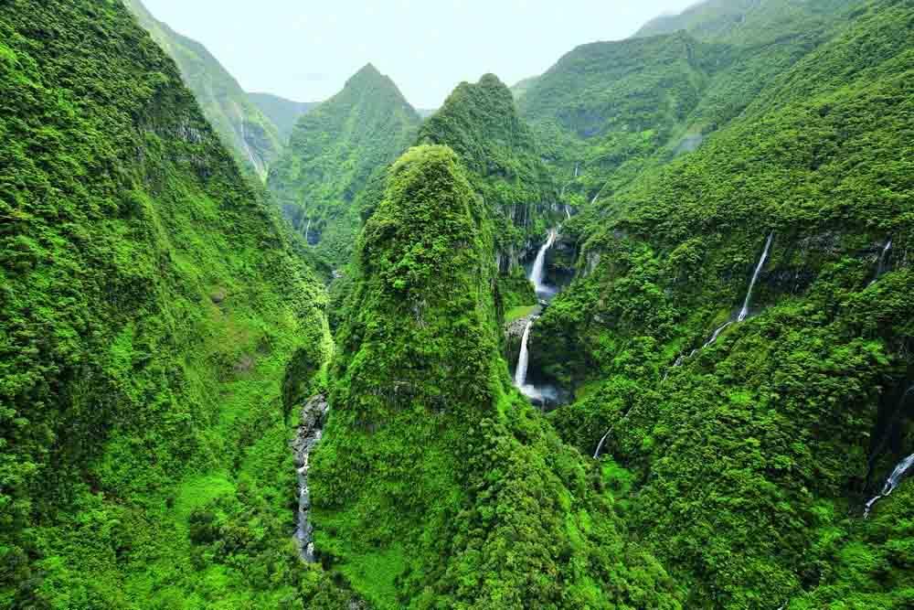 留尼汪岛旅游